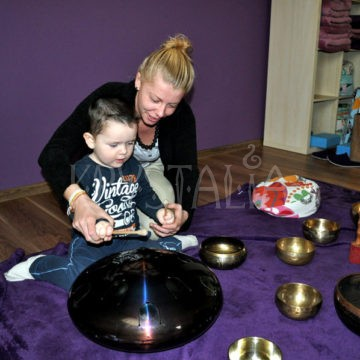 Muzikoterapia pre deti