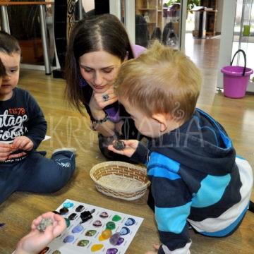 Exkurzia detičiek zo súkromnej anglickej škôlky