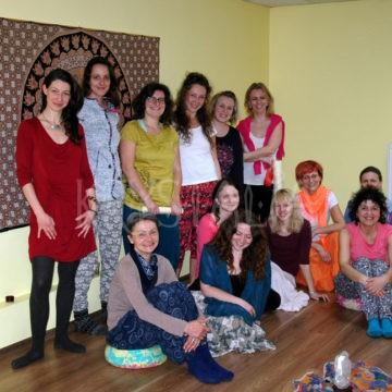 Mohendžodáro tantra seminár s Barborou Sihelskou