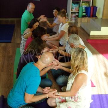 Ukážka reflexných masáží