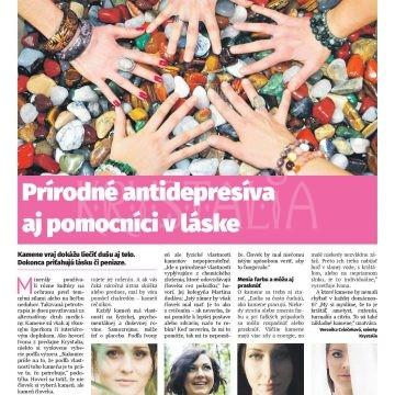 Žilinec - Prírodné antidepresíva aj pomocníci v láske