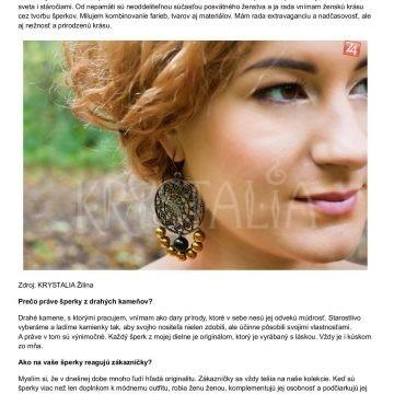 Internetový portál Žilina24 - Už štyri roky dáva do svojej tvorby kus seba