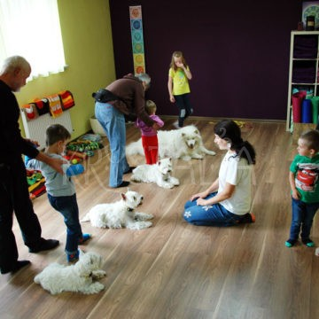 Zmysel života - zážitkové hry so psíkmi