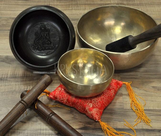 tibetské misy, muzikoterapia