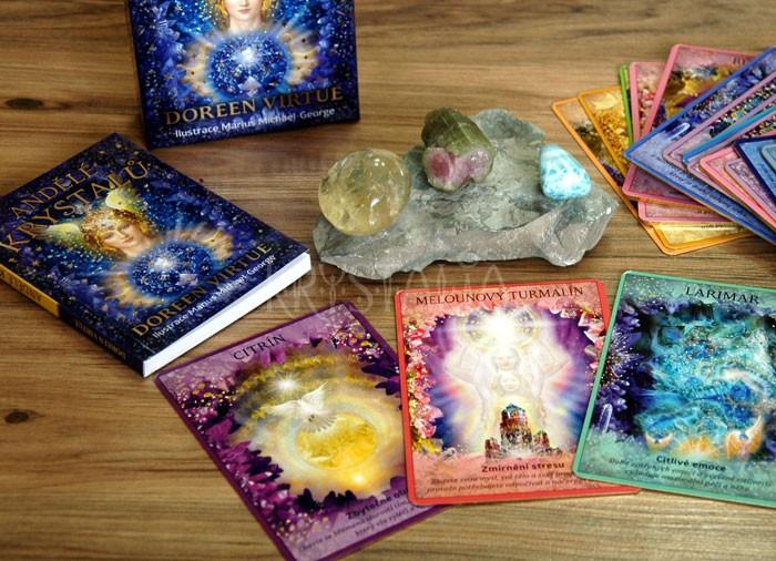Andelé krystalu (Doreen Virtue)