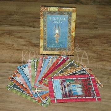 anjelské karty