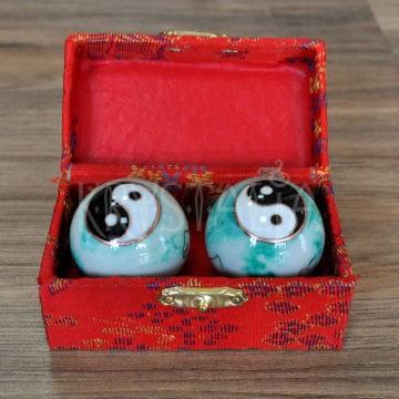 čchi kungové guľky