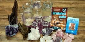 Kryštálová voda - výroba