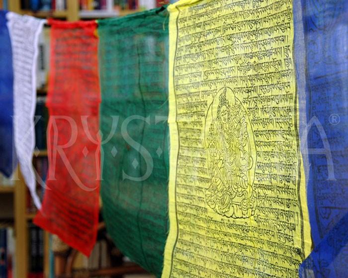 Modlitebné vlajočky - lungty