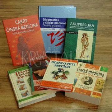 knihy, čínska medicína