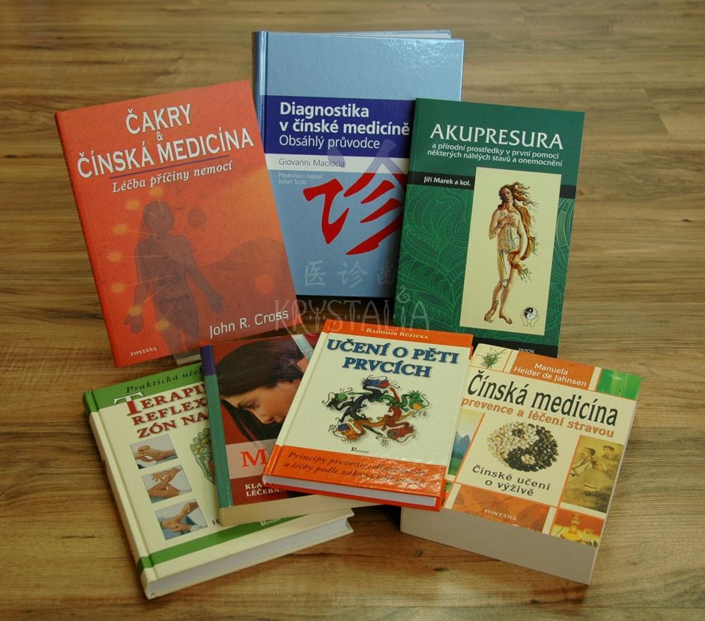 Knihy - Čínska medicína