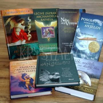 knihy o anjeloch