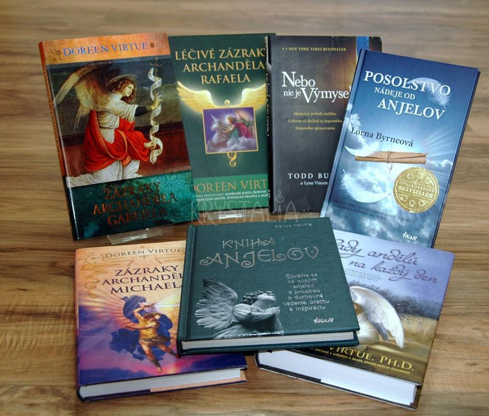 Knihy - Anjeli