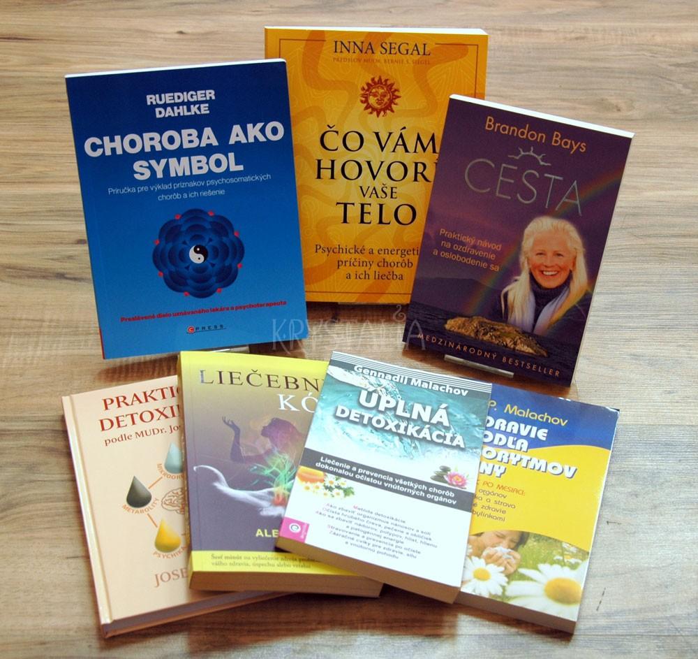 Knihy - Alternatívna medicína a liečenie