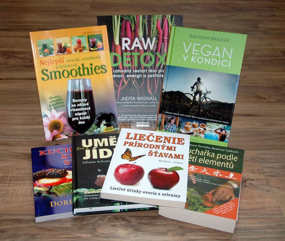 Knihy o zdravej výžive
