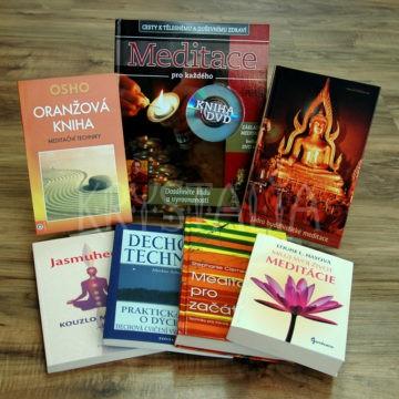 knihy o meditácii