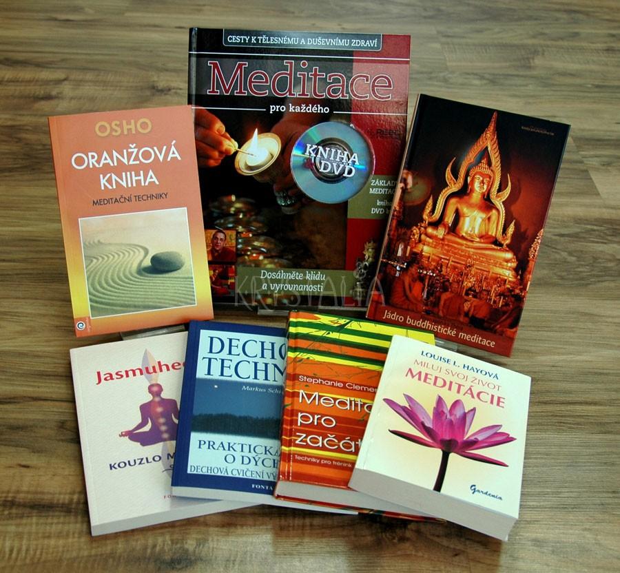 Knihy - Meditácia