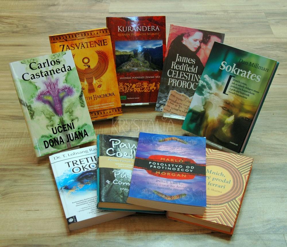 Knihy - Motivačná beletria