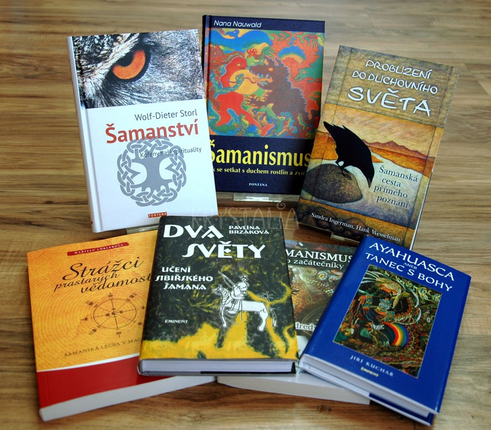 Knihy - Šamanizmus