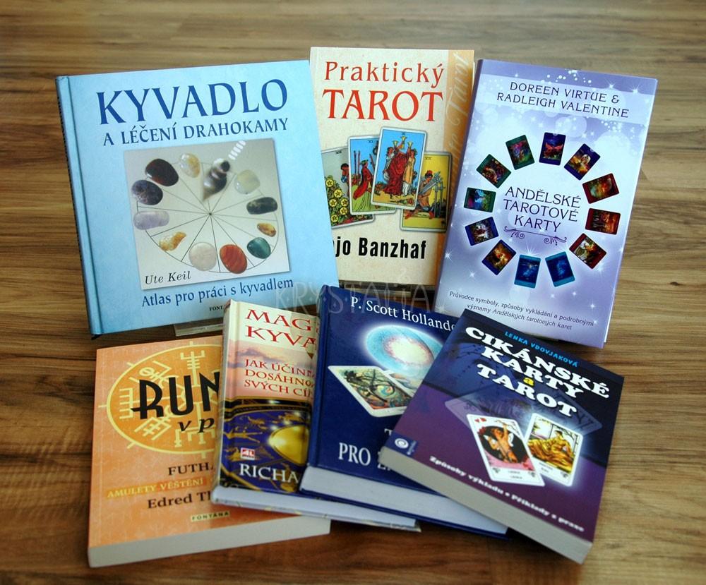 Knihy - Veštenie, tarot, kyvadlo