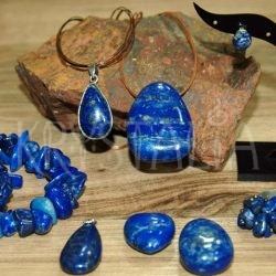 šperky z lapisu lazuli