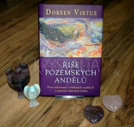 Pozemští andele, kniha od Doreen Virtue