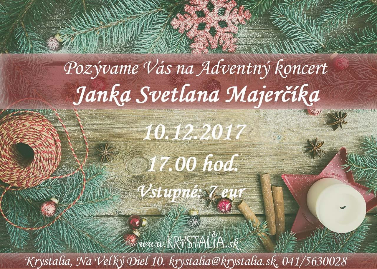koncert Janka Svetlana Majerčíka
