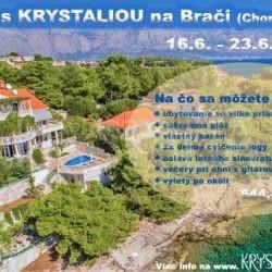 joga pobyt chorvatsko