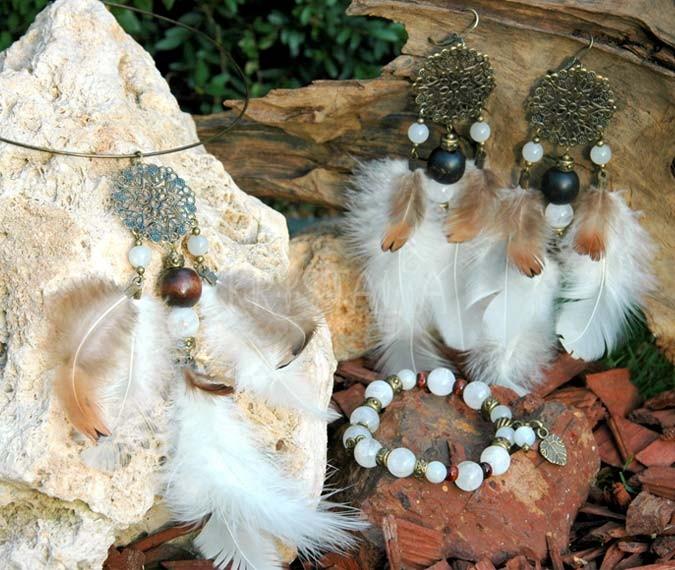 dusa slobodna kolekcia kamene pierka