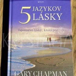 päť jazykov lásky gary chapman kniha