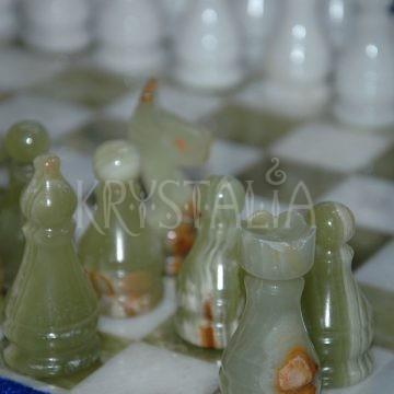 šachová súprava pakistanský ónyx