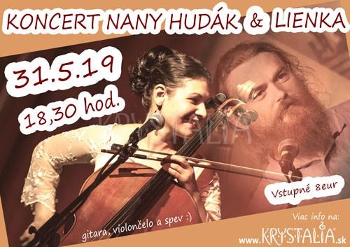 Nany Hudák a Lienka - koncert