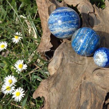 lapis lazuli guľa