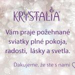 Prajeme Vam krasne sviatky
