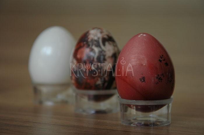 Yoni vajíčka z rôznych minerálov