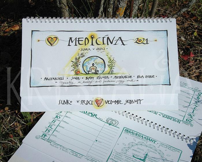 Kalendáre od Slnka v Srdci