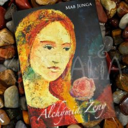 kniha alchymia zeny