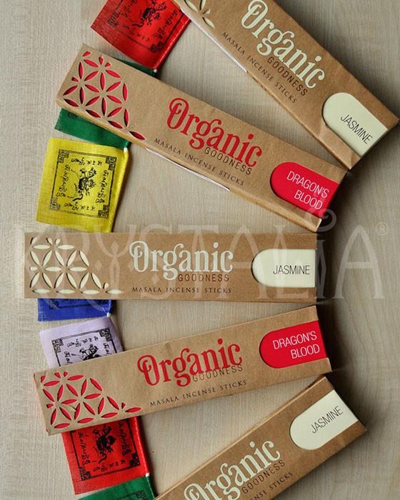vonné tyčinky organic masala